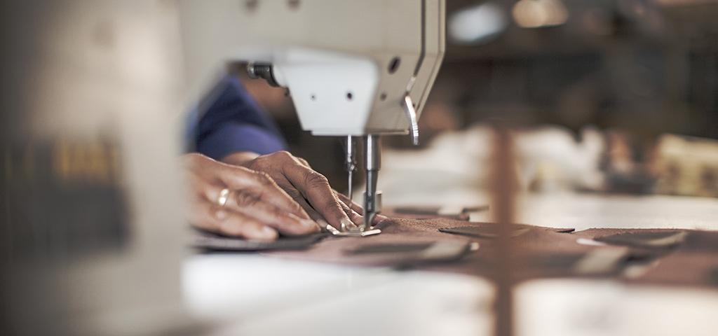 Schuhfabrik in Kapstadt