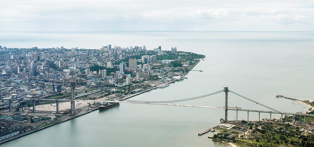 Über die Bauwirtschaft Mosambiks und das deutsch-chinesische Großprojekt der längsten Hängebrücke der Welt.