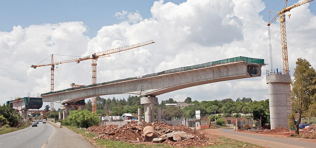 Verkehrsinfrastruktur in Afrika