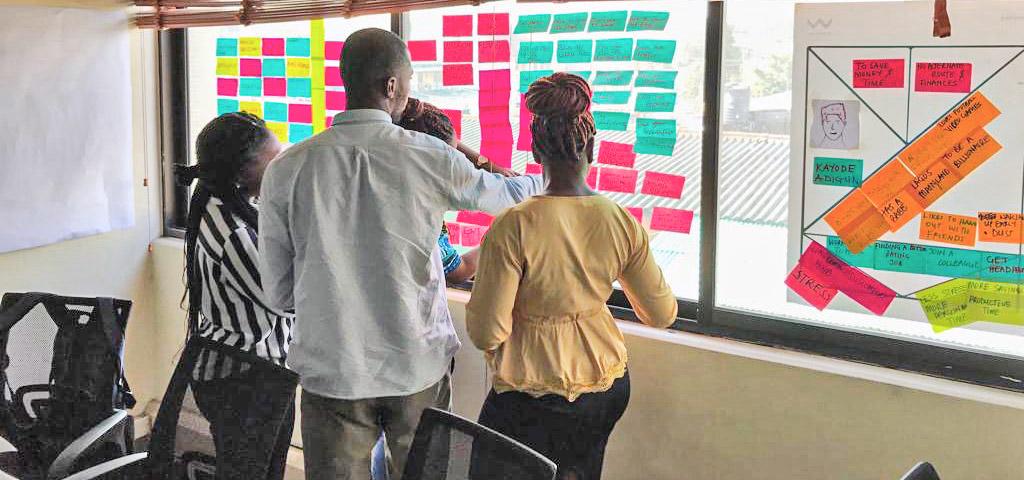SAP Trainingsprogramm in Afrika