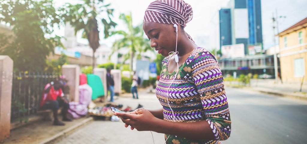 Berufsbildung in Ghana mit digtalen Lernplattformen