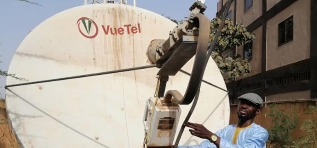 VueTel Antenne
