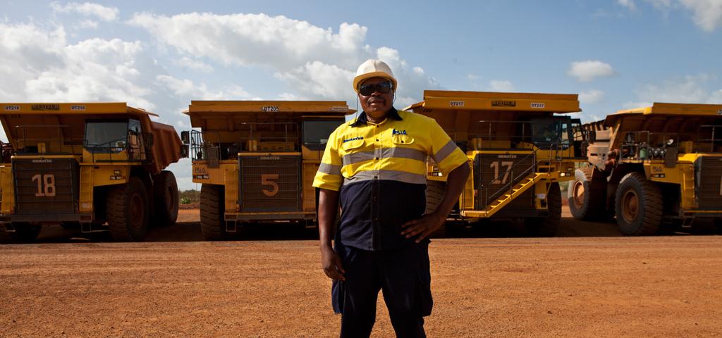 Das belgische Familienunternehmen BIA vertreibt Bau- und Bergbaumaschinen in West- und Zentralafrika