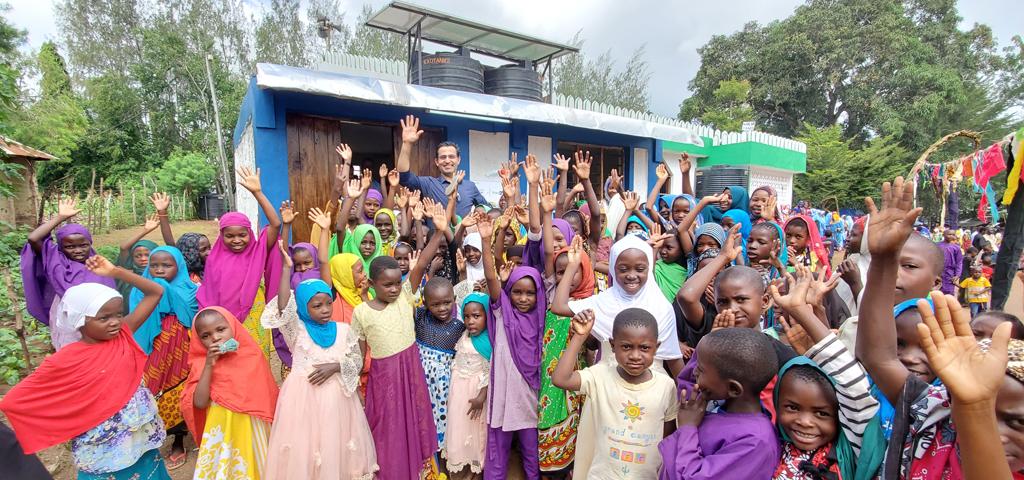 Boreal Light betreibt Wasserkioske in Kenia, Südafrika, Tansania und Somalia
