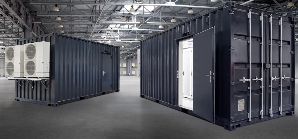 Rechenzentrum der Data Center Group